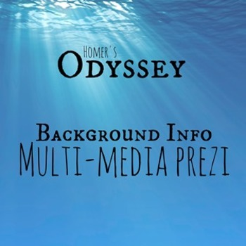 The Odyssey Background Information
