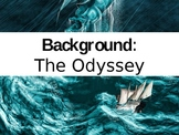 The Odyssey Background PPT
