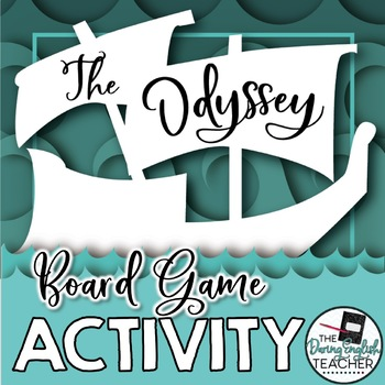 Odyssey Board Game Project