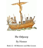 The Odyssey - Book 12 Monster Lesson