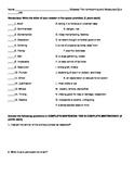 The Odyssey Book 21 through 23 Quiz