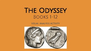 The Odyssey Books 1-12 Visual Analysis