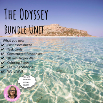 The Odyssey: Bundle Unit:Over 20% savings