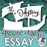 Odyssey Character Analysis Essay