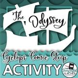 Odyssey Comic Strip Creative Assignment