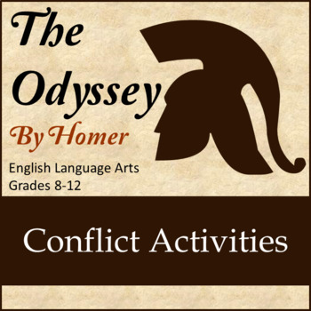 The Odyssey: Conflict  Activities
