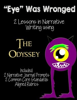 The Odyssey Creative Narrative Writing