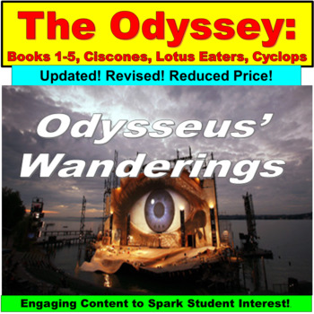 The Odyssey PowerPoint: Cyclops, Lotus and Cicones PPT