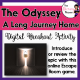 The Odyssey Digital Breakout Activity - Preview or Review
