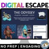 The Odyssey Digital Escape Room Review