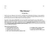 The Odyssey: Epic Hero