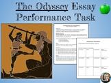 The Odyssey Essay Performance Task