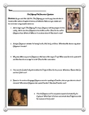 The Odyssey- Film Discussion Questions and Answer Key