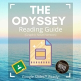The Odyssey (Graphic Novel by Gareth Hinds) Google Slides