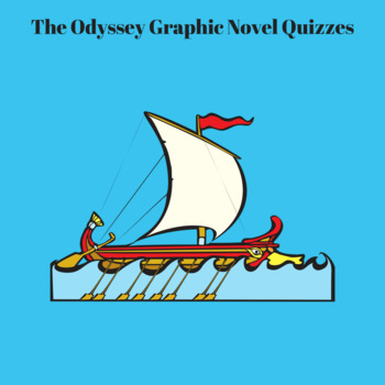 The Odyssey Graphic Novel by Gareth Hinds  Quizzes