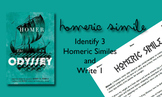 The Odyssey Homeric Simile