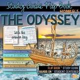 The Odyssey: Interactive Layered Flip Book Reading Literat