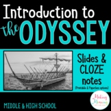 The Odyssey - Introduction Notes, Prezi