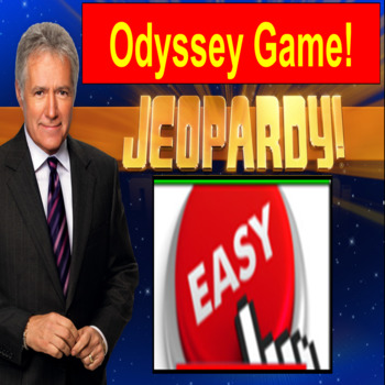 The Odyssey Jeopardy PowerPoint: Part 2,The Cyclops