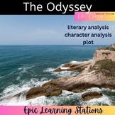The Odyssey Literacy Stations