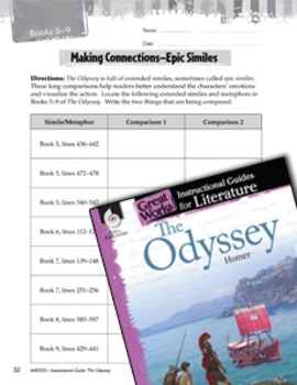The Odyssey Making Cross-Curricular Connections