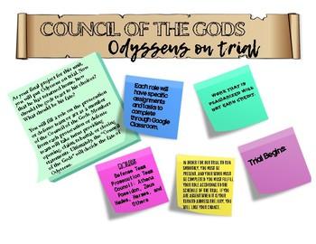 The Odyssey Mock Trial