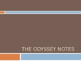 The Odyssey Notes