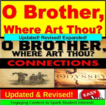 The Odyssey: O BROTHER WHERE ART THOU PowerPoint
