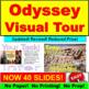The Odyssey : Odysseus' 20 Year Journey