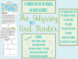 The Odyssey Part 1 Unit Binder