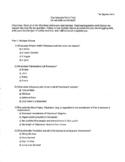 The Odyssey Part 2 Quiz