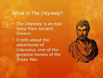 The Odyssey Powerpoint