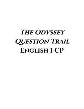 The Odyssey Question Trail