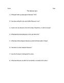 The Odyssey Quiz