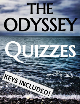 The Odyssey Quizzes and Keys