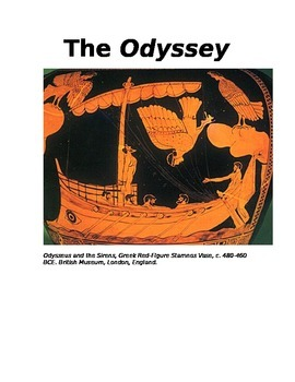 The Odyssey Reading Guide, Books 1-15