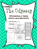The Odyssey: Retelling of the Story with Activities