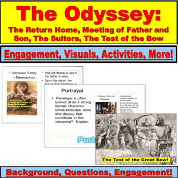 The Odyssey PowerPoint: Return to Ithaca