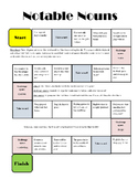 Nouns Review Board Game