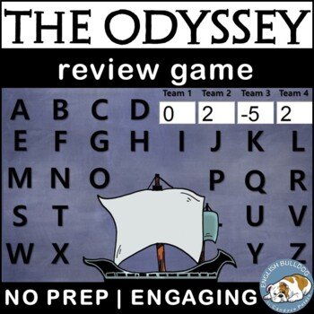The Odyssey Review Game