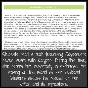 The Odyssey High School Socratic Seminar Discussion