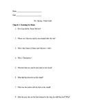 The Odyssey: Study Guide