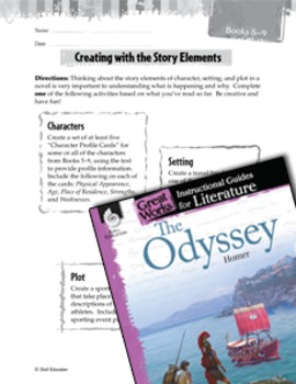 The Odyssey Studying the Story Elements