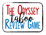 The Odyssey Taboo Character Review Game