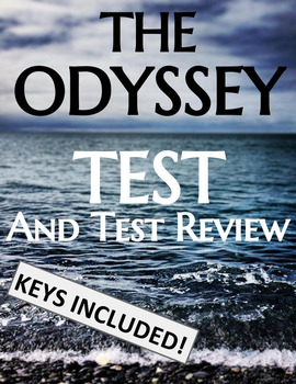 The Odyssey Test, Key, and Test Review