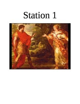 The Odyssey Textual Analysis