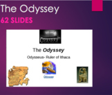 The Odyssey - The Complete Story Summary in PPT