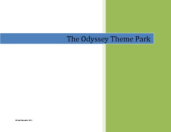 The Odyssey Theme Park Project