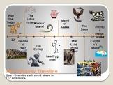 The Odyssey Timeline Quiz