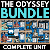The Odyssey Unit Complete Bundle | Activities | Projects |